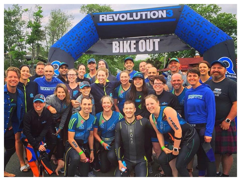 Returning to Racing with REV3